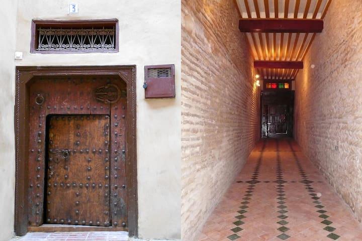 Maison traditionnelle à MEKNES #1 - Meknes - Casa