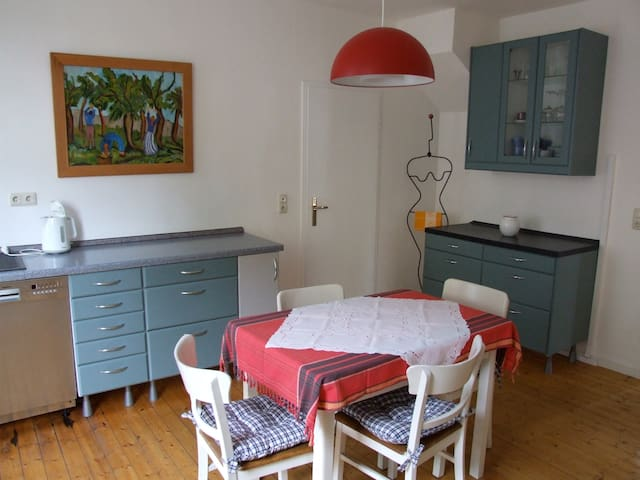 Boutique Apartment 1st floor Pfaelzer Hof - Idar-Oberstein - Leilighet