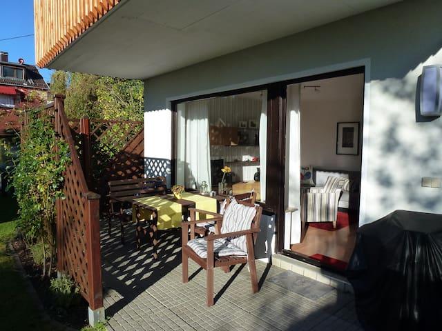 Wohnung im Grünen in zentraler Lage - Spiesen - Elversberg - Appartement