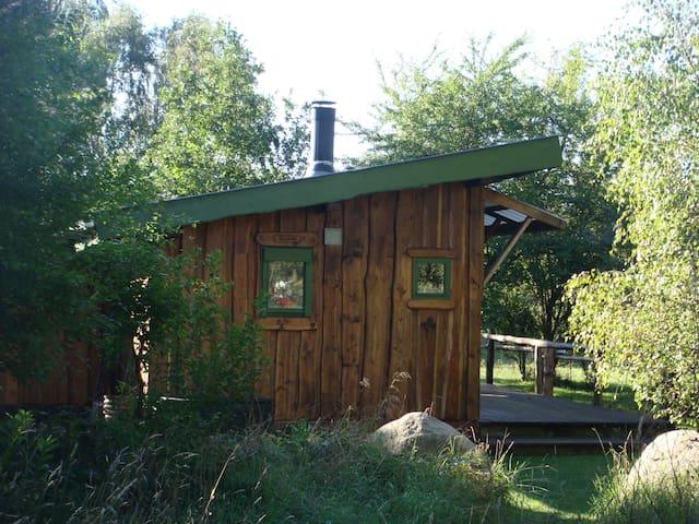 Hytte i naturen - Hasle - Kabin