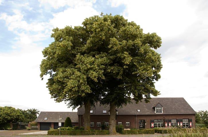 Groepsvakantiehuis Hazenbroek - Overloon - Hus