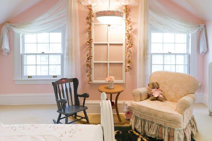 Princess Room  - Cold Spring Harbor - Hus