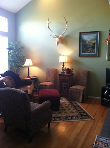 Cozy townhome w gorgeous views - Highlands Ranch - Maison