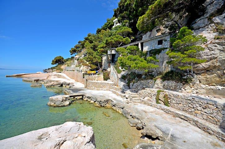 Apart GRGUR private access to beach - Mimice - Квартира