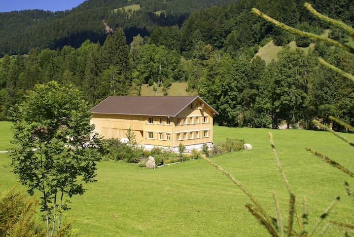 Naturparadies Wildenrain - Hittisau - Daire