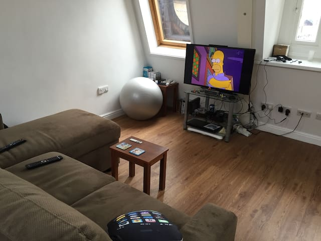 Crash pad in the heart of the city - Leeds