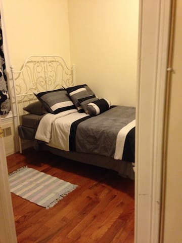10 min to NYC/Private Room/New Apt - Union City
