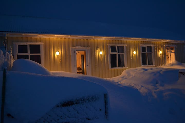 Sólvellir Guesthouse 3 - Laugar