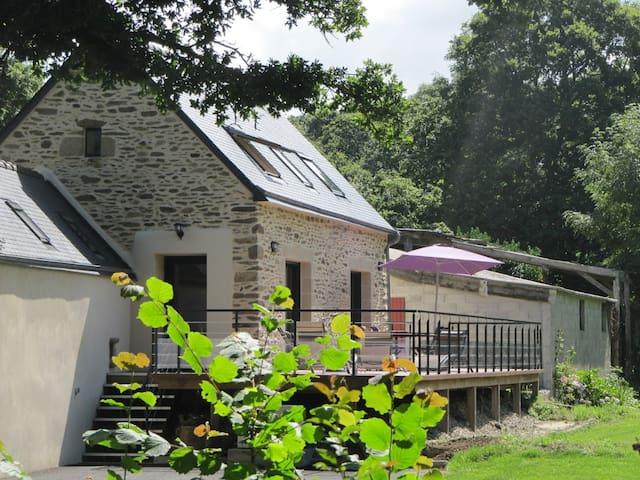 Gîte du Moulin Brotel - Goulien - Casa