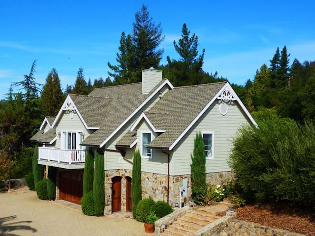 Guest House on Vineyard Estate - Saint Helena