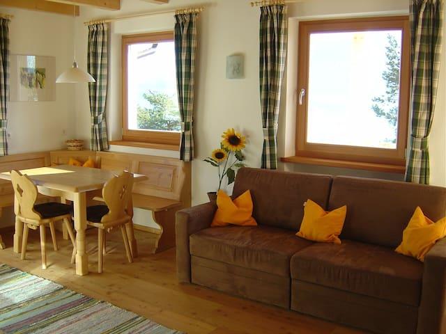 Wohnung,2 Schlafzimmer,Bad,Balkon - Kiens - Appartement