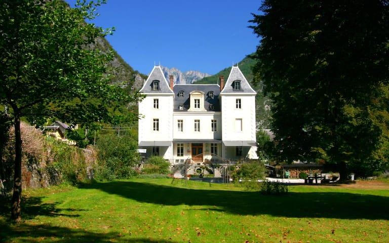 Apartment Chateau Serre Barbier - Saint-Béat - Apartamento