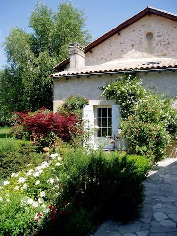 Singa Studio garden apartment - Lamothe-Montravel - Apartamento