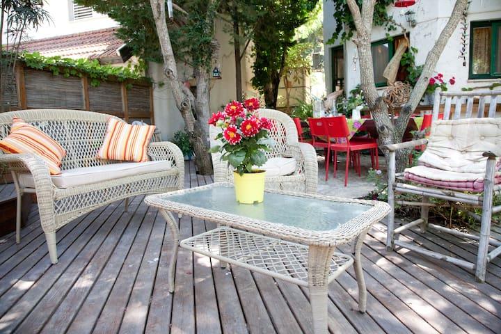 charming  galilee country home - Kfar Vradim - Villa