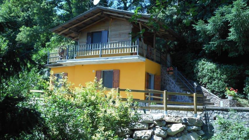 Caratteristica Baita in Toscana - Bagni di Lucca - Huis