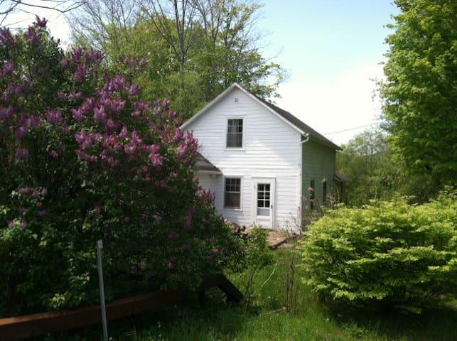 Vacation Rental in N.Catskills - East Jewett - Maison