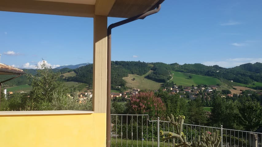 Your Home in LE MARCHE - Sant'angelo In Vado - Hus