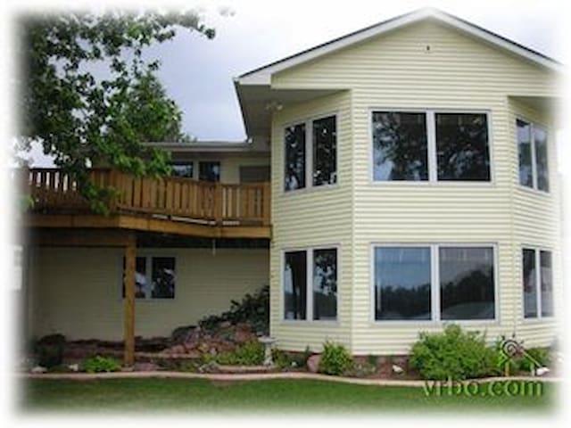 Downtown Omaha Area Lake House - Carter Lake - Huis