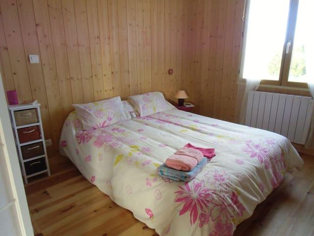 Room in wooden house - Merignac - Jordhus