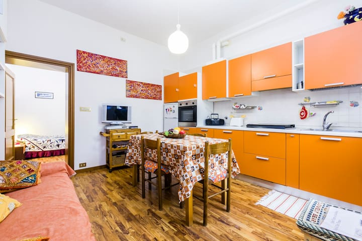 Nice apartment station - Sasso Marconi - Daire