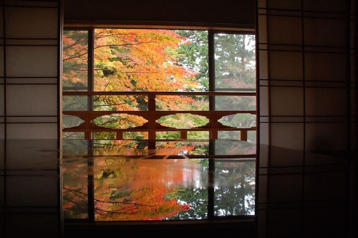 Temple stay in Koyasan(Delux room) - Koya, Ito District - Overig