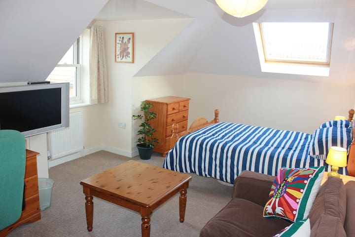 Huge room in new Penthouse flat - Trowbridge - Appartement