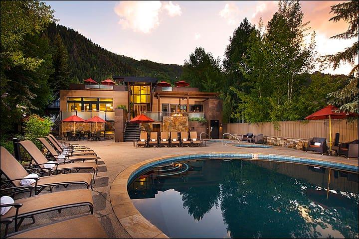 APRIL $225/Night Gant 1 Bd-FP Pools Hot Tubs Gym! - Aspen - Apto. en complejo residencial