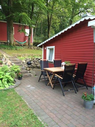 Med naturen och lugnet som granne - Åstorp S - Kabin