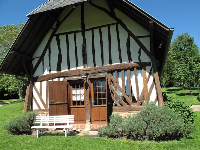 """Gîte """"La Charretterie"""" - Les Authieux-sur-Calonne - Ev"""