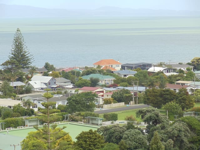 Self Contained homely apartment - Te Puru