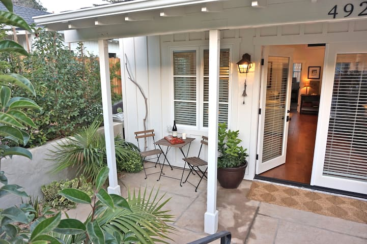 Cozy Montecito Bungalow - Montecito