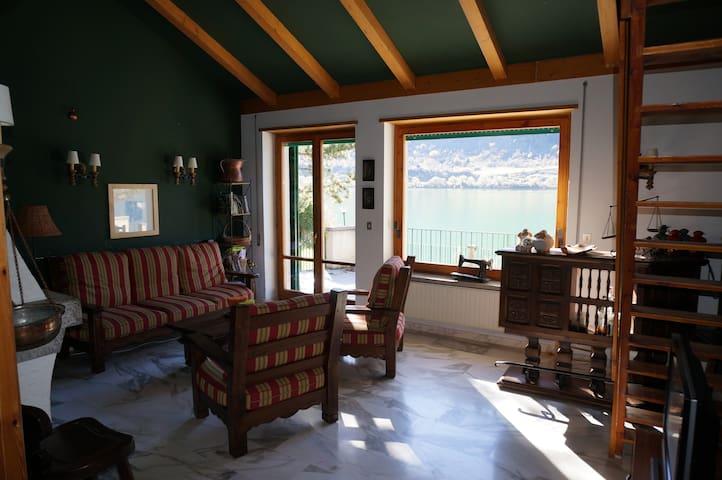 Villa esclusiva sul lago di Scanno - Scanno - Villa