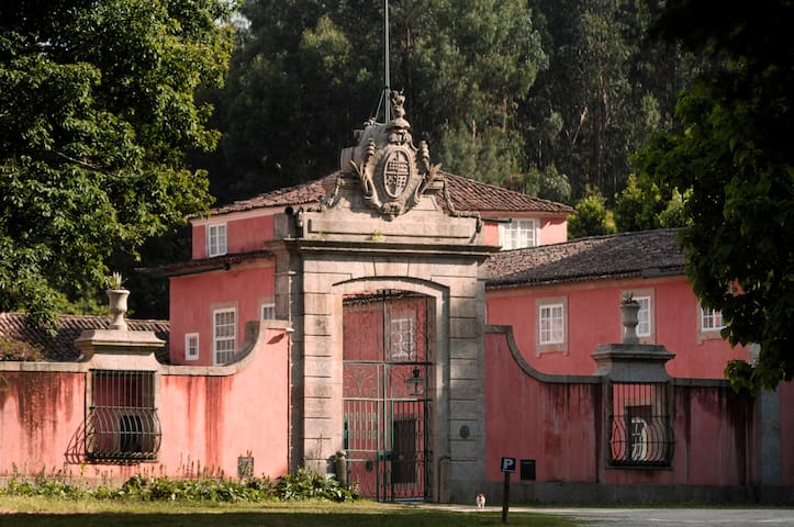 Manor house near Guimarães - Guimaraes - Bed & Breakfast