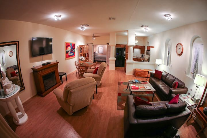 Escape Spa Suite Downtown Kernville - Kernville - Inny