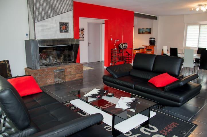 maison contemporaine  tout confort - Blamont - Hus