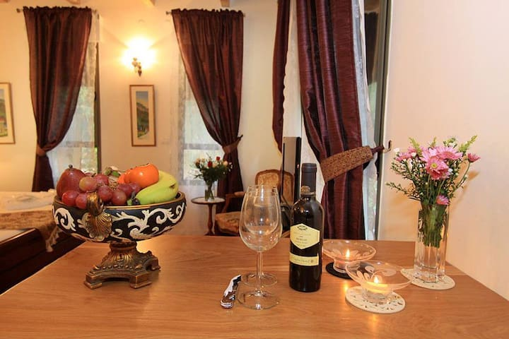 Botique B & B room for a couple  - Bethlehem of Galilee - Bed & Breakfast