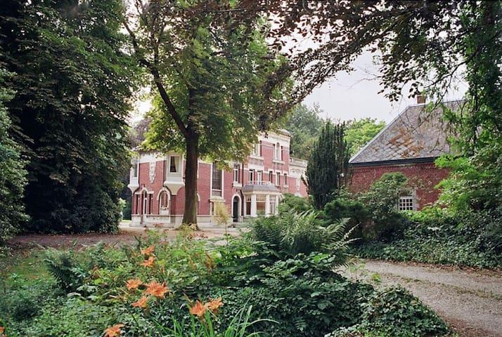 Appartement d'hôtes dans un manoir - Corbehem - Slott