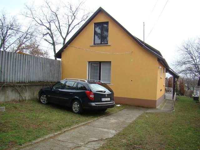 Cozy Home close to Thermal Bath - Bogács - Hus