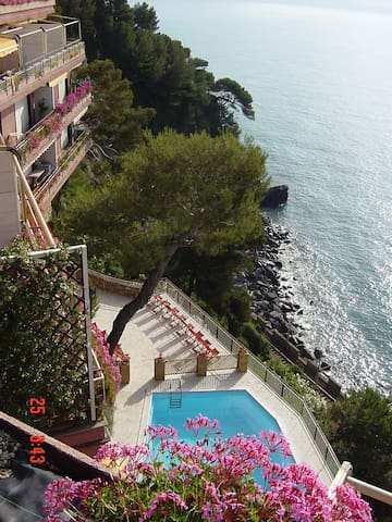 7 DAYS MAY/JUNE - 290€ Directly on the sea -CERVO- - Cervo  - Apartemen