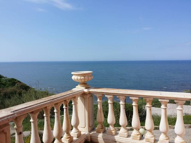 Splendidi appartamenti sul mare - La Ciaccia