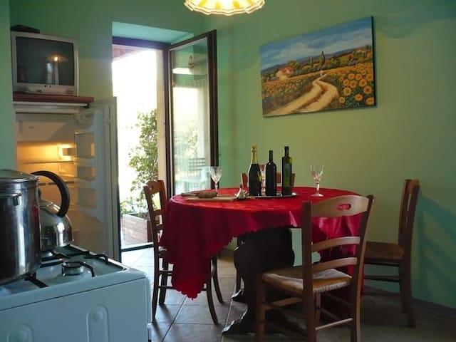 Appartamento Rosa  - Ortezzano - Departamento