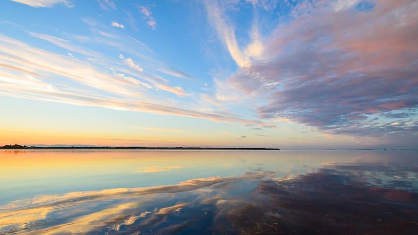 Waterfront Sunset!  - Dixon Point - Casa