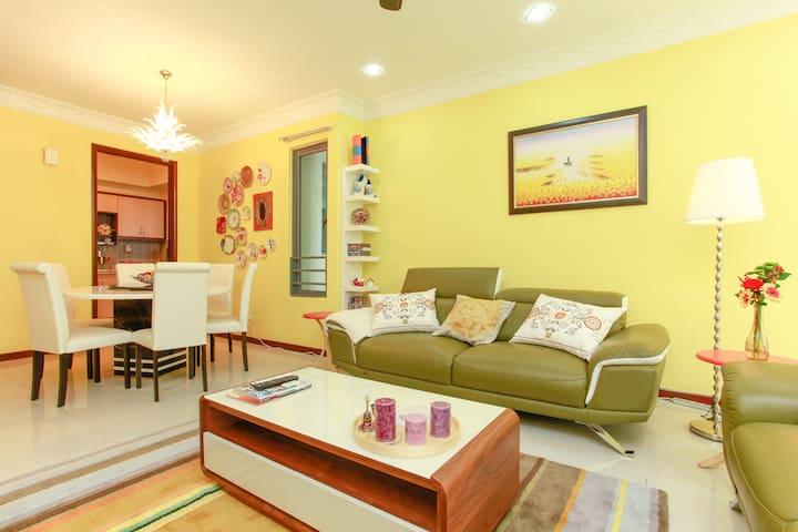 Feel Right At Home in Subang Jaya - Subang Jaya - Apartamento