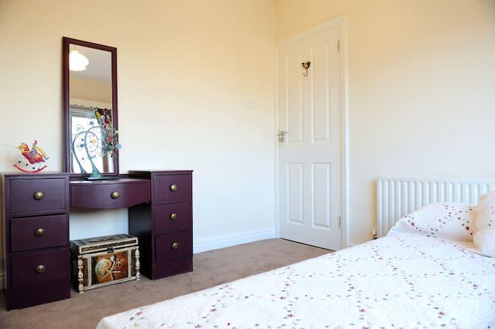 Near city centre-Single bedroom - Dublín - B&B