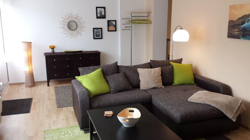 Gemütliches Apartment Kirchberg - privat and cozy - Kaiserslautern - Lägenhet