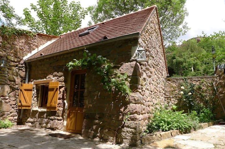Maisonnette au bord de l'eau - Semur-en-Auxois - Maison