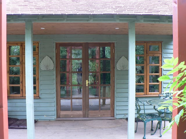 Garden Cabin - Ashford - Hytte