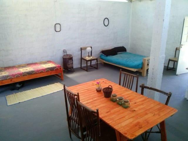 Casa Loft a 2 cuadras del mar - Las Toninas - Casa