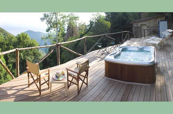 Peaceful Romantic retreat  - Camaiore