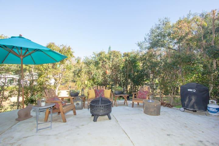 Private Mt Helix Hideaway 5 stars! - La Mesa - Appartement
